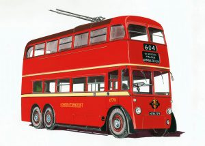 London Trolleybus – LT07