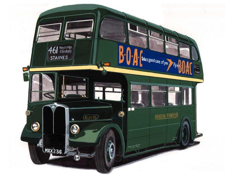 London Country RLH35 – LT08