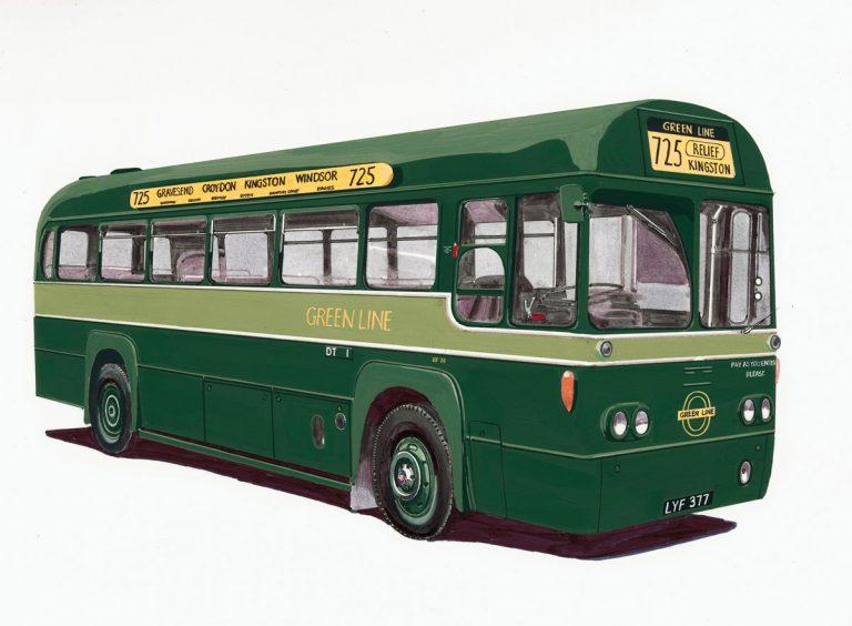 Green Line RF 26 –LT09