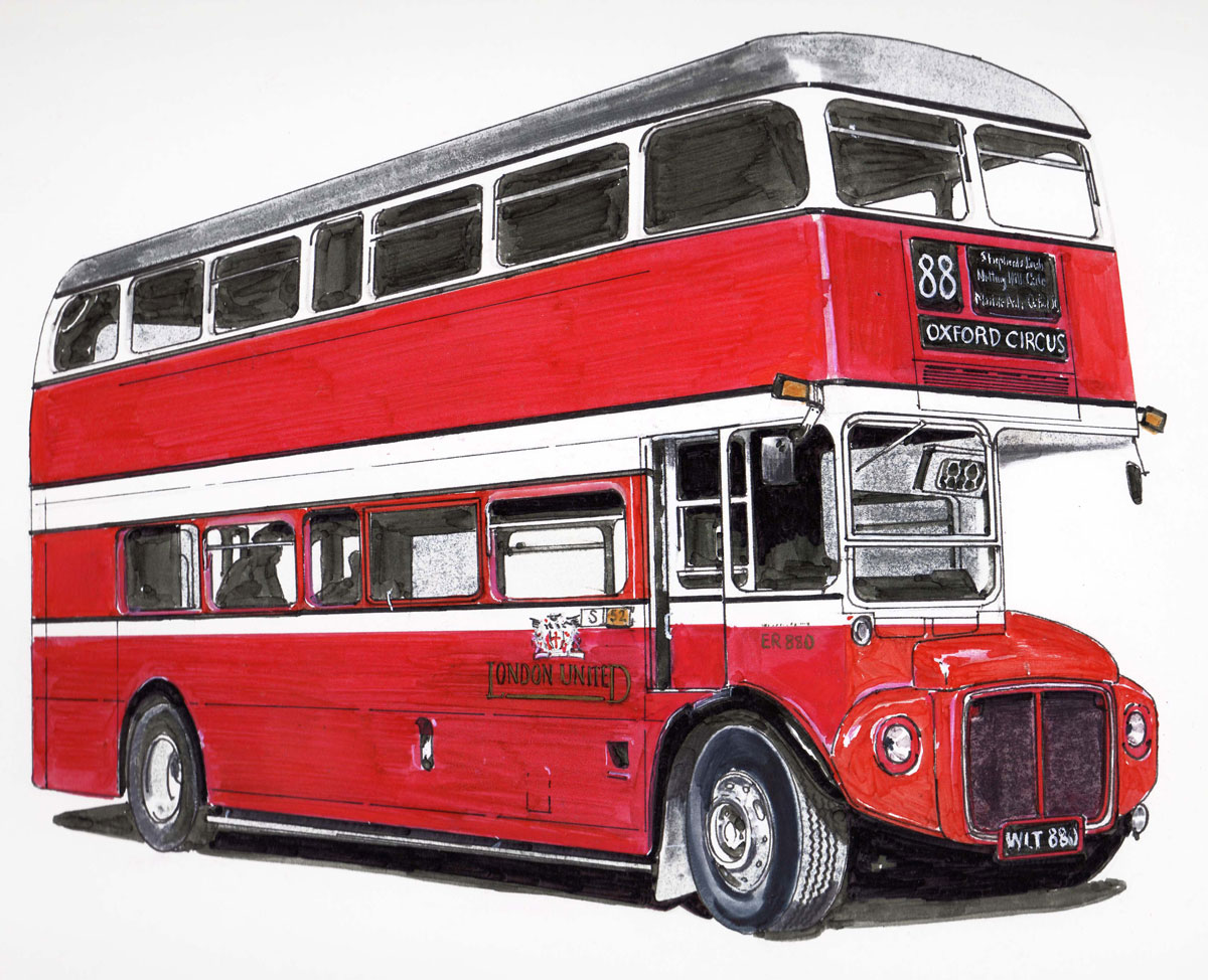 ERM 880 London United – LT10