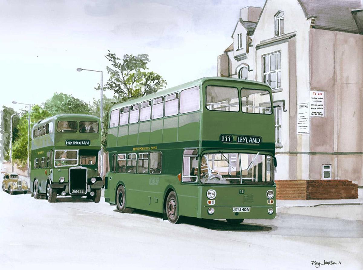 Leyland Motors – NR11