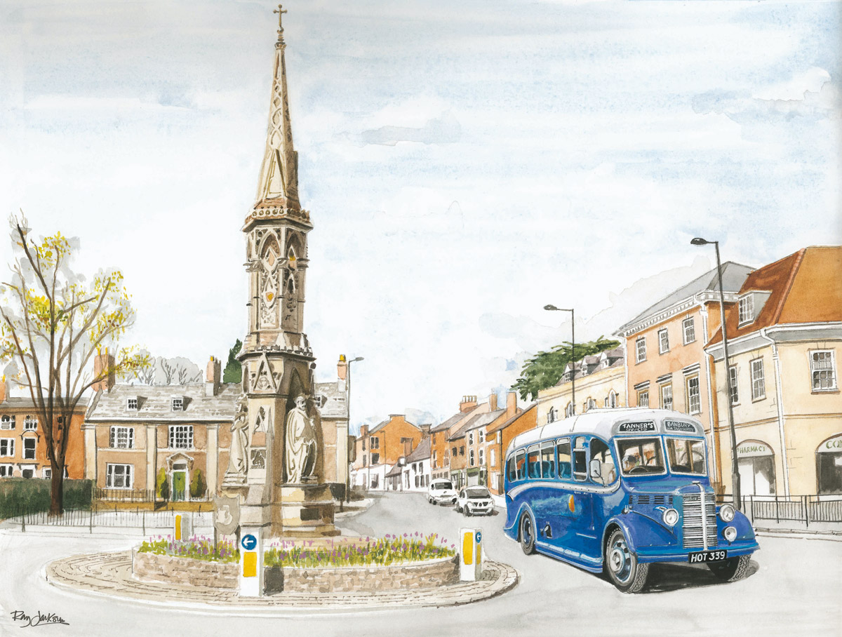 OB to Banbury Cross – OM09