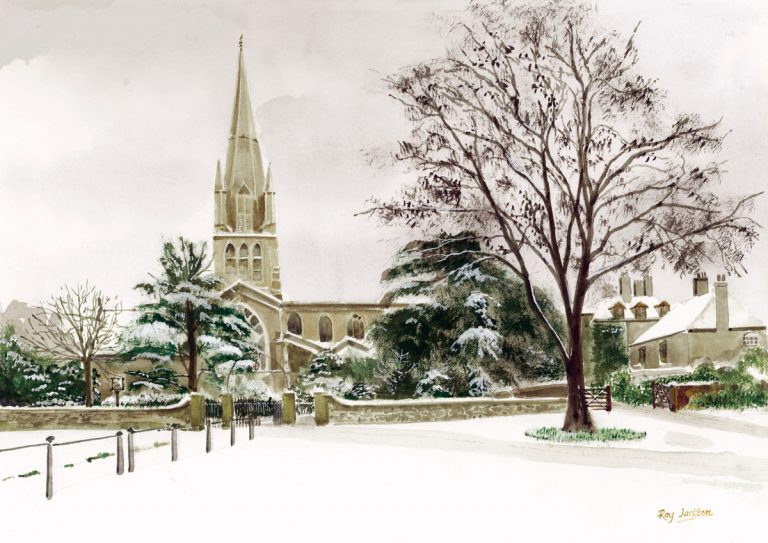 St. Mary's, Witney – OXL02