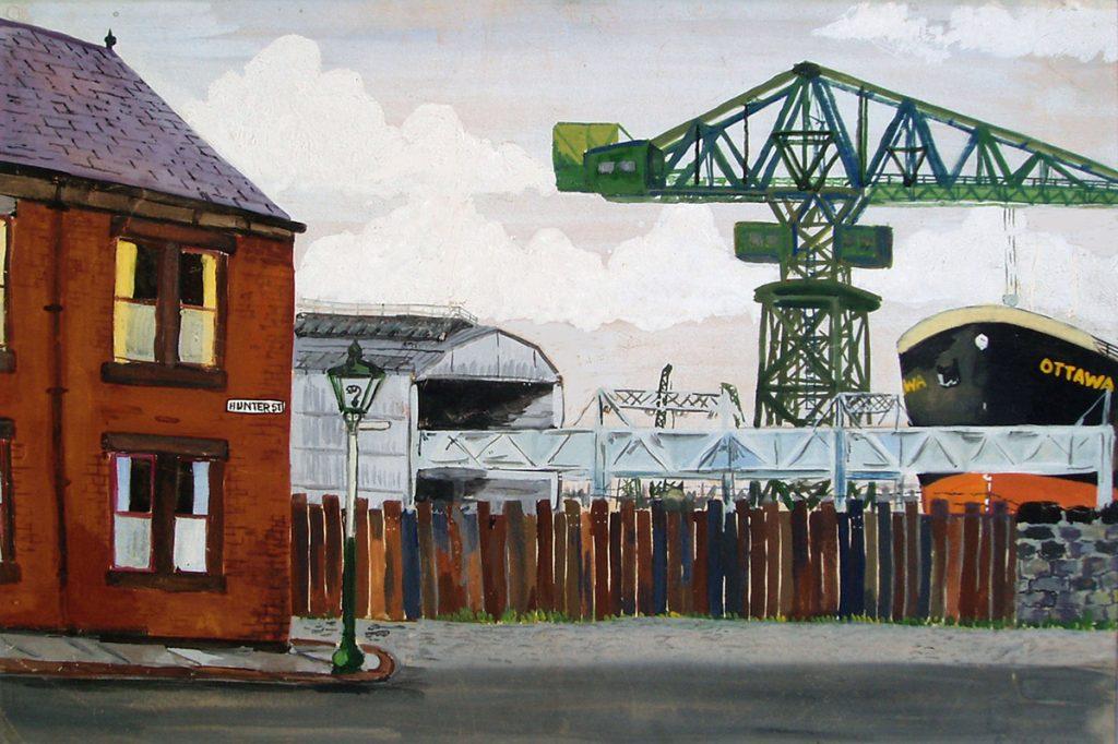 Wallsend Shipyard – OXL06
