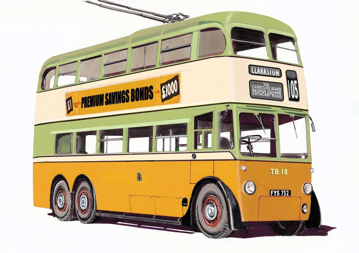 Glasgow No.TB18 B.U.T – SC01