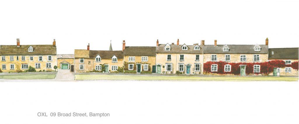 Broad Street, Bampton, Oxfordshire – OXL09